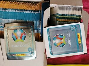 Panini the official UEFA Euro 2020 Pearl Edition sticker Pack