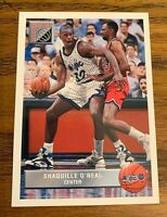 1992-93 Upper Deck Future Force #P43 SHAQUILLE O'NEAL RC - Magic