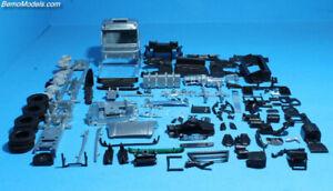 Tekno | 79763 Volvo FH4 Rigid Kit, (No Body) 1:50 Scale Tekno Kits, Code 3 ?