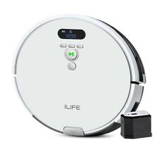 ILIFE V8 Plus Robot Vacuum Cleaner Sweep and Wet Mopping Remote Schedule Clean