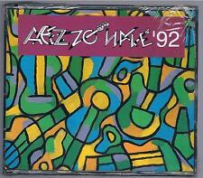 AREZZO WAVE '92  - 2 CD F.C. SIGILLATO!!!