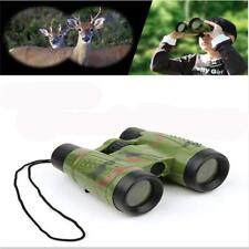 Camouflage Binocular Camo Army Party Favour Childrens Fun Telescope Toy Gift J