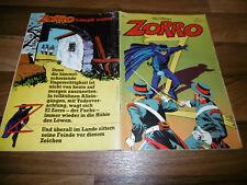 ZORRO # 1  -- WALT DISNEY`s-COMIC von EHAPA 1979