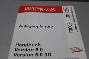 Modellplan Handbuch Wintrack 6.0 Spur H0