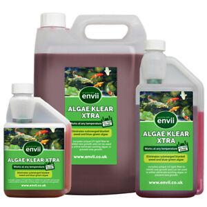 Envii Algae Klear Xtra – Pond Blanket Weed Remover Killer Submerged Treatment