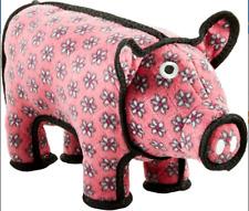 Tuffy's Polly Pig Plush Dog Toy