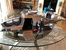 Gi Joe Rise Of The Cobra Gunship With Firefly Figure