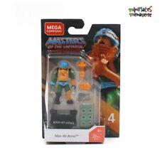 Mega Construx Heroes Series 4 Masters of the Universe MOTU Man-at-Arms