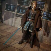 Custom Star Wars Black Series Anakin Skywalker marvel legends mandalorian lot
