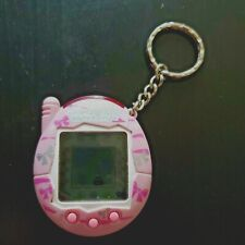 Tamagotchi Connection V3 Rare Pink Ribbons Shell - Tested, Working!