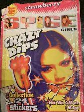 Vintage (Posh Spice) Spice Girls Crazy Dips Wrapper With Sticker