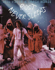 Neil Young & Crazy H-Rust Never Sleeps  DVD NEW FREE SHIPPING!!