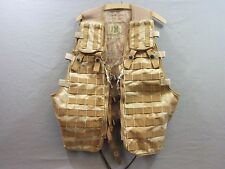 GB/ UK Weste Kampfweste, Vest Tactical Load Carrying Desert DPM