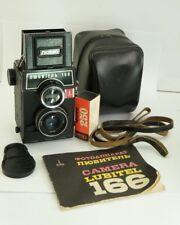 Olympic 1980! CAMERA LUBITEL 166 6x6cm 120 film,Russian Vintage USSR #79019578