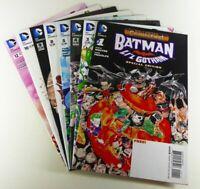 DC BATMAN LI'L GOTHAM (2013) #1 3 4 5 8 9 10 12 Lot VF+ to NM- Ships FREE!