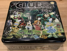 Brand New Disney Clue® Tower Of Terror Theme Park Edition Board Game New!
