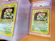 2000 Pokemon Promo VENUSAUR Holo Black Star #13 PSA 8 MT/NM