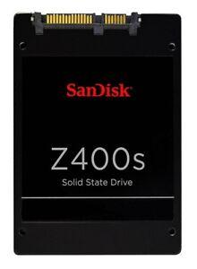 SanDisk SD8SBAT-064G-1122 Z400S 64Gb SATA-III 6.0Gbps 2.5-Inch Internal SSD