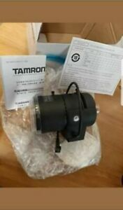 TAMRON CCTV LENS M118VG1250IR cs 1/1 12-50mm f/1.4 DC auto iris