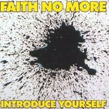 Faith No More Introduce Yourself CD NEW SEALED We Care A Lot+