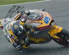 Scott Redding Hand Signed 10x8 Photo - MotoGP Autograph.