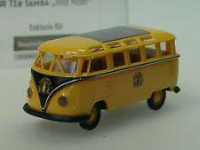 Brekina VW t1 Samba POST HOTEL, modello speciale Deutsche Post