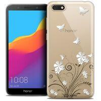 "Coque Gel Pour Huawei Y5 2018 (5.4"") Souple Summer Papillons"