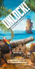 Space Cowboys: Unlock! Bundle of 4 games (Formula, Tonipal, House, Nautilus)