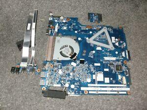 STONE NT310-H W550SU MOTHERBOARD i3 2.5GHz CPU P/N 6-71-W54S0-D03 OK REF E4