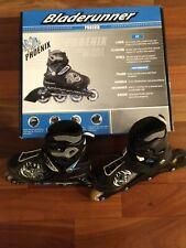 Bladerunner Phoenix Skates Rollerblades, adjustable, Youth Kids Sizes 1 2 3 4