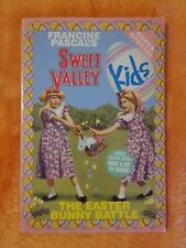 The Easter Bunny Battle SUPER SPECIAL #2 SWEET VALLEY KIDS Francine Pascal 1995