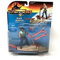 Waterworld Warrior Mariner Wave Ripper Action Figure 1995 Kenner