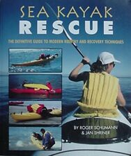 SEA KAYAK RESCUE, 2001 BOOK (REENTRY & RECOVERY TECHNIQUES