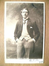 1904 Used Postcards- Actors MR LEWIS WALLER, No. 10ZA (Rotary Photographic)