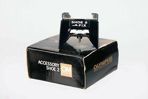 Olympus accessory Shoe 2 Zubehör Schuhe 2. 12177