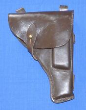 "Soviet Russian Army Leather HOLSTER for Tokarev TT Pistol MARKED ""Leningrad"""