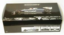 1/18 Brabham BMW BT52B  Nelson Piquet World Champion 1983 with engine detail