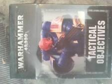 WARHAMMER 40K 8TH Edition Obiettivo Tattico carte-NEW & in Magazzino