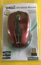 2.4GHz Wireless Optical Mouse &USB Receiver Adjustable DPI for PC Laptop Desktop