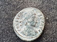 Roman coin of Costans lovely coin uncleaned condition found in Britain L45h
