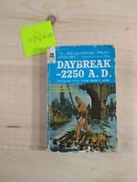 Daybreak - 2259 A.D.  by Andre Norton - Ace Book - A D - sci-fi, VNTG, Rare