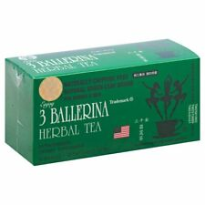 [2pc*] 3 Ballerina Tea Dieters [36 BAGS] Herbal Supplement Strength Diet Slim