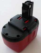 2 Battery for Bosch 24V 24 Volt Cordless Drill Power Tool BAT240 BAT030 BAT031