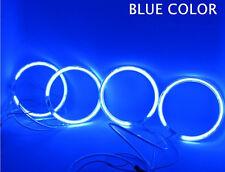 4pcs LEXUS IS200 IS300 CCFL Angel Eyes Halo Rings Kit WHITE 2002-2007 Blue