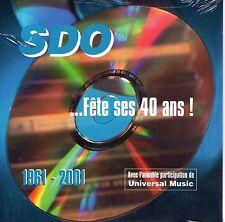 CD CARTON CARDSLEEVE 15T THE BEATLES/KAAS/SHUMAN/CLAUDE FRANCOIS/JUVET/SCORPIONS