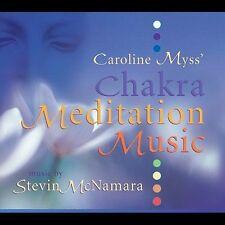 NEW - Caroline Myss: Chakra Meditation Music by Stevin McNamara