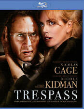 Trespass (Blu-ray Disc, 2011) Brand New and Sealed