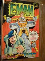 E-Man Comics, Vol 1, No 7, October 1973