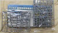 PLATZ 1/144 Air Self-Defense Force weapon set Plastic PF-9