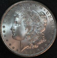 1882 CC GSA Hoard Morgan Silver Dollar PCGS MS65+ Lustrous Carson City Near 66
